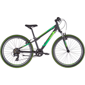 "Serious Rockville 24"" Niños, black/green"